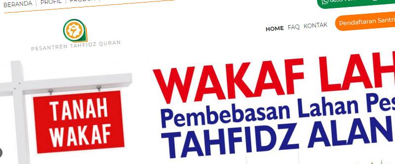 Jasa Pembuatan Website Bandung Murah alannabi.id Jasa pembuatan website murah Bandung Company Profile alannabi.id