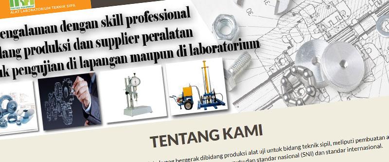 Jasa Pembuatan Website Bandung Murah alatmektan.com Jasa pembuatan website murah Bandung Katalog Produk alatmektan.com
