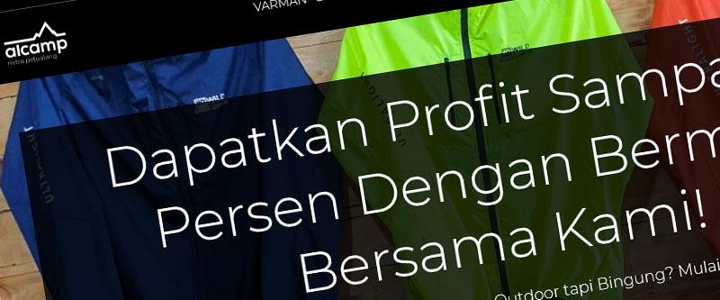 Jasa Pembuatan Website Bandung Murah Alcamp Jasa pembuatan website murah Bandung Toko Online Alcamp
