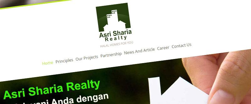 Jasa Pembuatan Website Bandung Murah asrishariarealty.com Jasa pembuatan website murah Bandung Company Profile asrishariarealty.com