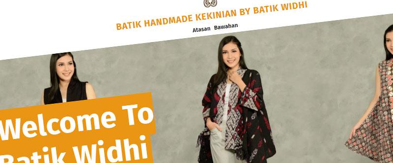 Jasa Pembuatan Website Bandung Murah batikhandmadekekinian.com Jasa pembuatan website murah Bandung Toko Online batikhandmadekekinian.com