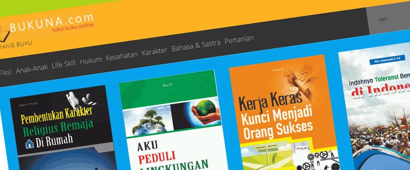 Jasa Pembuatan Website Bandung Murah bukuna.com Jasa pembuatan website murah Bandung Company Profile bukuna.com
