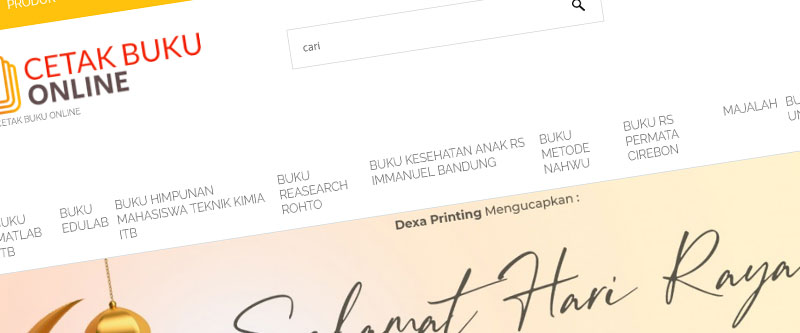 Jasa Pembuatan Website Bandung Murah Cetak Buku Online Jasa pembuatan website murah Bandung Company Profile Cetak Buku Online