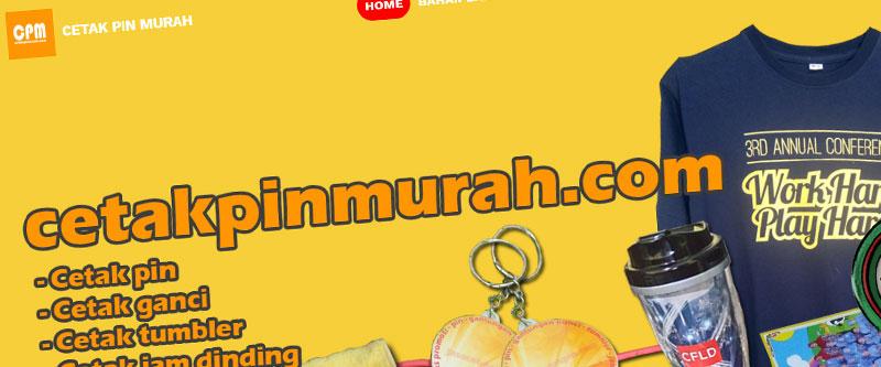 Jasa Pembuatan Website Bandung Murah cetakpinmurah.com Jasa pembuatan website murah Bandung Company Profile cetakpinmurah.com