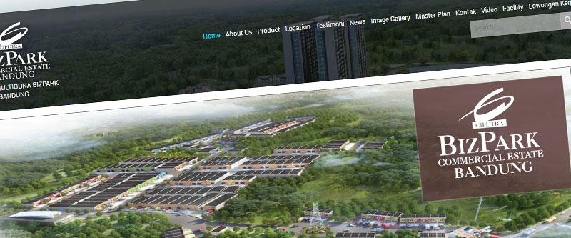 Jasa Pembuatan Website Bandung Murah  Jasa pembuatan website murah Bandung Company Profile Bizparkbandung