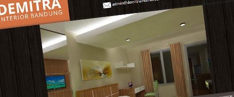 Jasa Pembuatan Website Bandung Murah  Jasa pembuatan website murah Bandung Company Profile Demitra interior bandung.