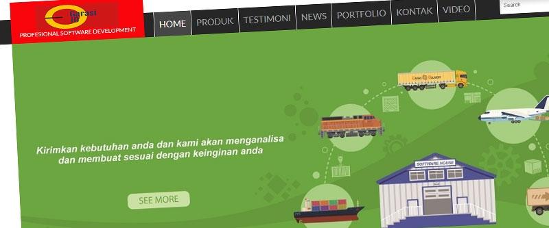 Jasa Pembuatan Website Bandung Murah  Jasa pembuatan website murah Bandung Company Profile garasi-id.com