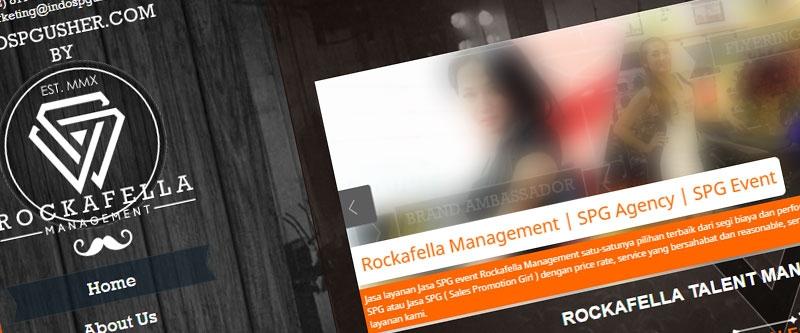 Jasa Pembuatan Website Bandung Murah  Jasa pembuatan website murah Bandung Company Profile Indospgusher
