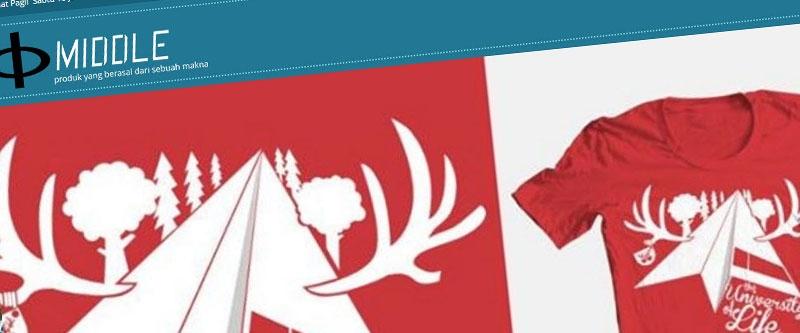 Jasa Pembuatan Website Bandung Murah  Jasa pembuatan website murah Bandung Company Profile Middle Creation