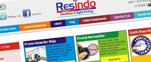 Jasa Pembuatan Website Bandung Murah  Jasa pembuatan website murah Bandung Company Profile Percetakan co