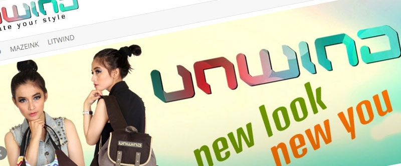 Jasa Pembuatan Website Bandung Murah  Jasa pembuatan website murah Bandung Company Profile Unwind Glory