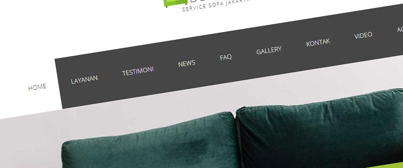 Jasa Pembuatan Website Bandung Murah deliasofa.com Jasa pembuatan website murah Bandung Company Profile deliasofa.com
