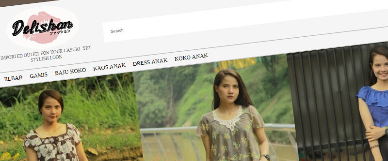 Jasa Pembuatan Website Bandung Murah delishan.com Jasa pembuatan website murah Bandung Katalog Produk delishan.com