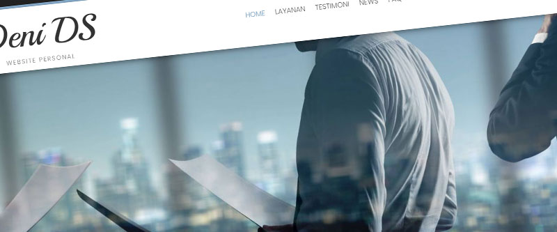 Jasa Pembuatan Website Bandung Murah deni-ds.com Jasa pembuatan website murah Bandung Company Profile deni-ds.com