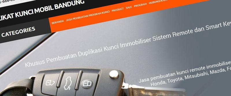 Jasa Pembuatan Website Bandung Murah Duplikat kunci bandung Jasa pembuatan website murah Bandung Toko Online Duplikat kunci bandung