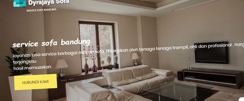 Jasa Pembuatan Website Bandung Murah dyrajayasofa.com Jasa pembuatan website murah Bandung Company Profile dyrajayasofa.com