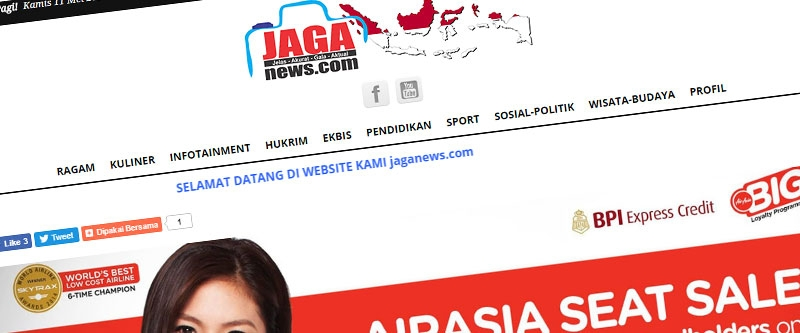 Jasa Pembuatan Website Bandung Murah Jaganews Jasa pembuatan website murah Bandung Berita Jaganews