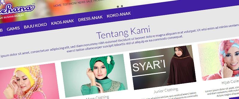 Jasa Pembuatan Website Bandung Murah Jeehana Jasa pembuatan website murah Bandung Katalog Produk Jeehana