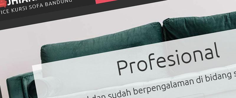 Jasa Pembuatan Website Bandung Murah Jhianasofa Jasa pembuatan website murah Bandung Company Profile Jhianasofa