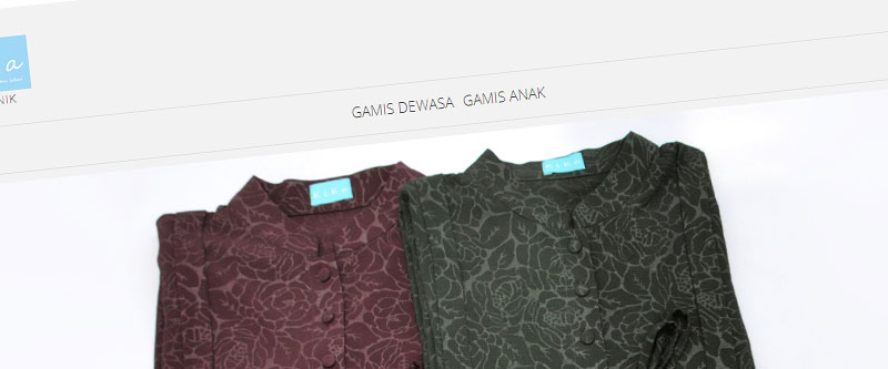 Jasa Pembuatan Website Bandung Murah kikamoslemwear.com Jasa pembuatan website murah Bandung Katalog Produk kikamoslemwear.com