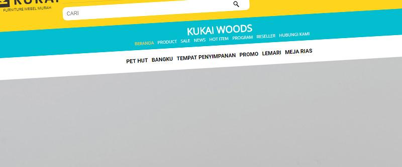 Jasa Pembuatan Website Bandung Murah kukai.id Jasa pembuatan website murah Bandung Toko Online kukai.id