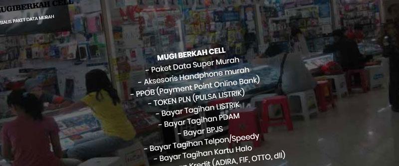 Jasa Pembuatan Website Bandung Murah mugiberkahcell.com Jasa pembuatan website murah Bandung Company Profile mugiberkahcell.com