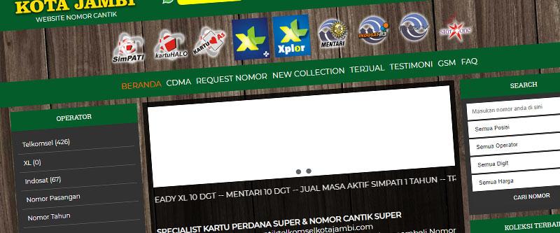 Jasa Pembuatan Website Bandung Murah nomercantiktelkomselkotajambi.com Jasa pembuatan website murah Bandung Nomor Cantik nomercantiktelkomselkotajambi.com