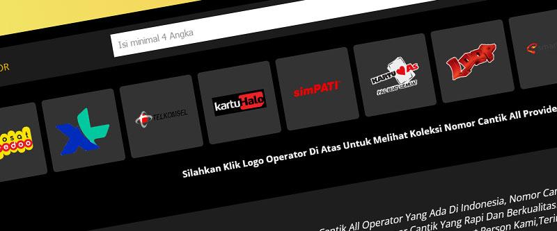 Jasa Pembuatan Website Bandung Murah Nomor Rapi Jasa pembuatan website murah Bandung Nomor Cantik Nomor Rapi