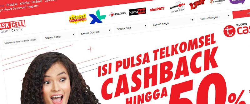 Jasa Pembuatan Website Bandung Murah nomorcantik.askcell.co.id Jasa pembuatan website murah Bandung Nomor Cantik nomorcantik.askcell.co.id