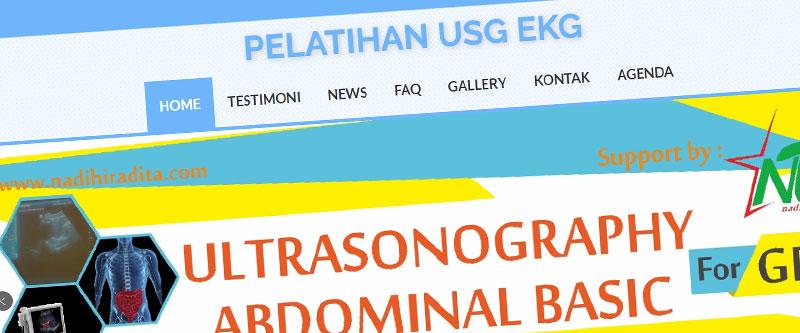 Jasa Pembuatan Website Bandung Murah pelatihanusg-ekg.com Jasa pembuatan website murah Bandung Company Profile pelatihanusg-ekg.com