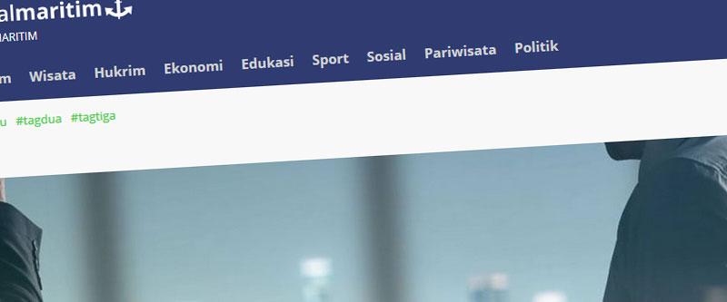 Jasa Pembuatan Website Bandung Murah portalpelaut.com Jasa pembuatan website murah Bandung Berita portalpelaut.com