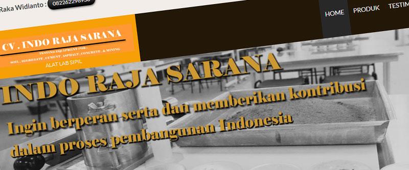 Jasa Pembuatan Website Bandung Murah rajalabsipil.com Jasa pembuatan website murah Bandung Katalog Produk rajalabsipil.com