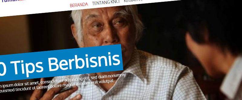 Jasa Pembuatan Website Bandung Murah rumahknci.co Jasa pembuatan website murah Bandung Company Profile rumahknci.co