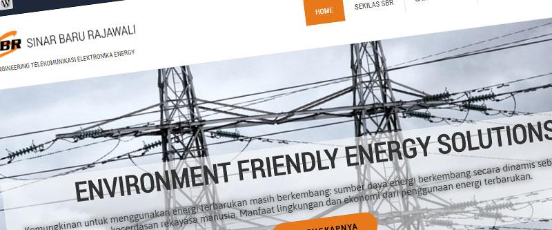 Jasa Pembuatan Website Bandung Murah sbr.co.id Jasa pembuatan website murah Bandung Company Profile sbr.co.id