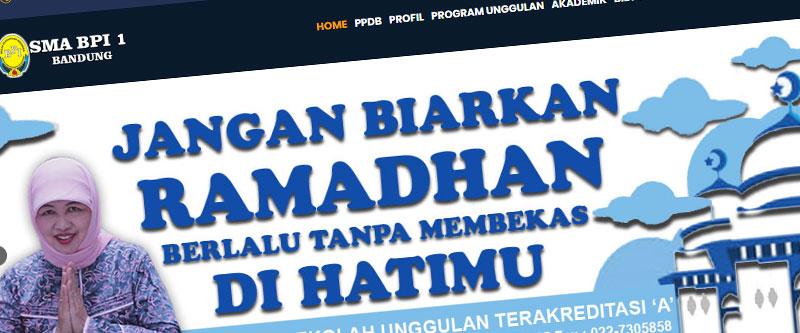Jasa Pembuatan Website Bandung Murah smasbpi1bdg.sch.id Jasa pembuatan website murah Bandung Company Profile smasbpi1bdg.sch.id