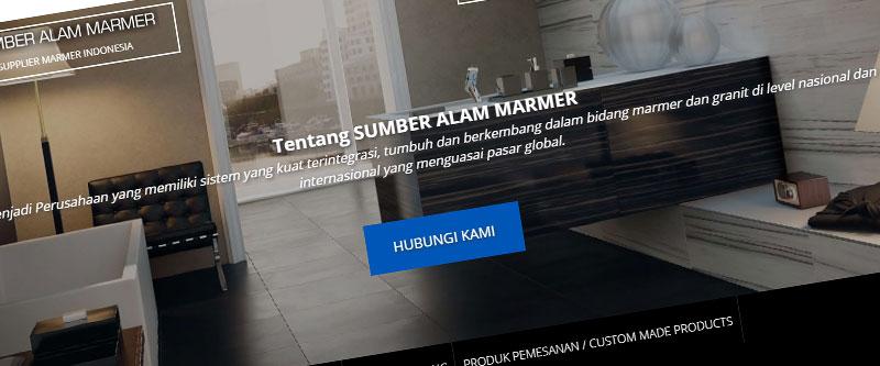 Jasa Pembuatan Website Bandung Murah sumberalammarmer.co.id Jasa pembuatan website murah Bandung Katalog Produk sumberalammarmer.co.id