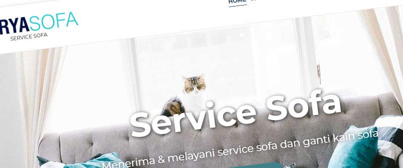 Jasa Pembuatan Website Bandung Murah suryasofa.com Jasa pembuatan website murah Bandung Company Profile suryasofa.com