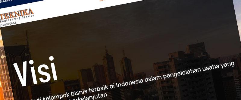 Jasa Pembuatan Website Bandung Murah Synateknika Jasa pembuatan website murah Bandung Company Profile Synateknika