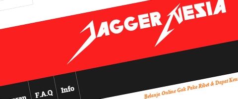 Jasa Pembuatan Website Bandung Murah  Jasa pembuatan website murah Bandung Toko Online Jaggernesia