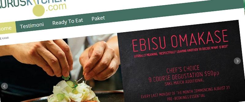 Jasa Pembuatan Website Bandung Murah  Jasa pembuatan website murah Bandung Toko Online Taurus Kitchen