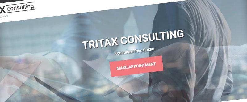 Jasa Pembuatan Website Bandung Murah tritaxconsulting.com Jasa pembuatan website murah Bandung Company Profile tritaxconsulting.com