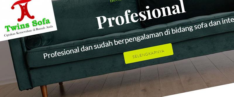 Jasa Pembuatan Website Bandung Murah twinssofa.com Jasa pembuatan website murah Bandung Company Profile twinssofa.com