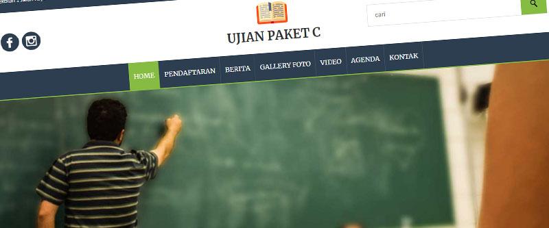 Jasa Pembuatan Website Bandung Murah ujianpaketc.net Jasa pembuatan website murah Bandung Company Profile ujianpaketc.net