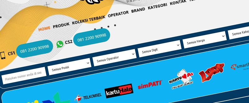 Jasa Pembuatan Website Bandung Murah Wildan Perdana Jasa pembuatan website murah Bandung Nomor Cantik Wildan Perdana