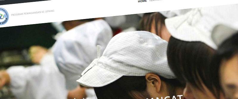 Jasa Pembuatan Website Bandung Murah yutakakaisha.com Jasa pembuatan website murah Bandung Company Profile yutakakaisha.com